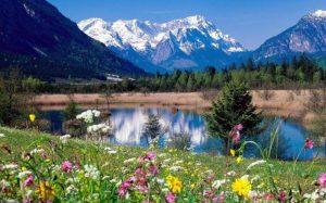 Горный Алтай — перспективный туристический район