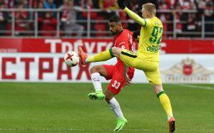 Преимущество «красно-белых» над «Зенитом» и ЦСКА составляет 8 очков