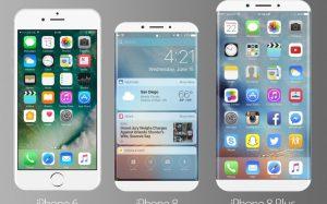 В чем особенность iPhone 8