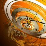 Создана модель машины времени