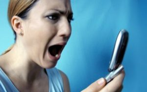 Контакт с мобильным приложением грозит беременностью