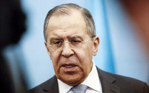 Лавров обсудил с Тиллерсоном переговоры по Сирии в Астане