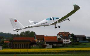В Швейцарии прошли испытания самолета на солнечных батареях для полета в стратосферу