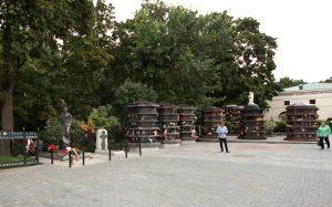 В России появилась электронная карта кладбищ