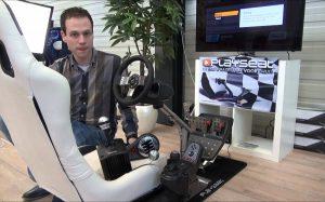Игровое кресло Playseat Evolution (Black)
