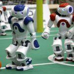 Медведев предложил заменить российских футболистов роботами