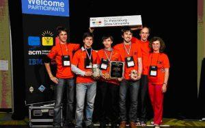Россияне стали чемпионами мира по программированию