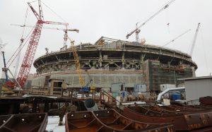 Стадион в Петровском парке откроется в марте 2018 года футбольным матчем «Динамо» — ЦСКА