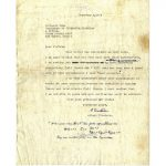 Шесть писем Эйнштейна проданы на аукционе в Иерусалиме за $210 тысяч