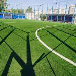 Строительство футбольных полей с искусственным покрытием