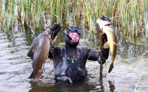 Подводная рыбалка и охота в Астрахани