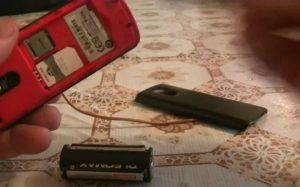Создан работающий без батареи телефон