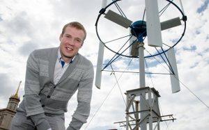 Российские ученые создали «вечный» ветрогенератор для Арктики