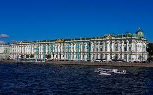 Эрмитаж объяснил проблемы с освоением денег отказом подрядчиков строить музейные объекты