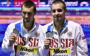Погоня за Китаем: россияне продолжают идти вторыми на ЧМ по водным видам спорта