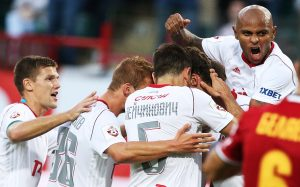 «Локомотив» обыграл «Арсенал» в матче первого тура чемпионата России