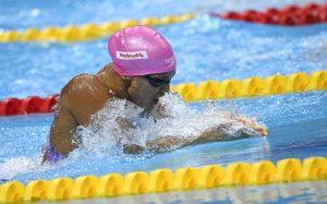 Юлия Ефимова завоевала бронзу ЧМ в плавании на 100 м брассом