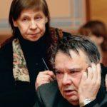 Скончалась Светлана Кармалита - вдова и соавтор Алексея Германа-старшего