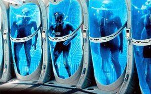 Китайские ученые впервые заморозили тело человека