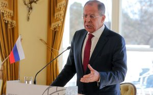 Сергей Лавров обсудит со странами Персидского залива кризис вокруг Катара и сирийское урегулирование