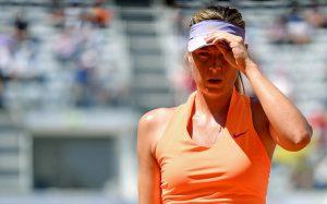 Мария Шарапова выиграла первый матч после травмы на турнире WTA в Стэнфорде