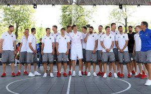 ФИБА сократит подготовку сборных к крупным турнирам