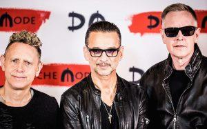 Биография Depeche Mode посвящена артистам и фанатам