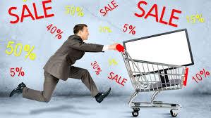 Россияне используют распродажи для покупок