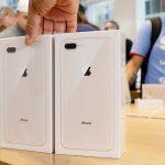 Продажи iPhone 8 официально стартовали в Москве