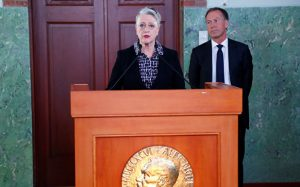 Нобелевскую премию мира получила кампания по борьбе с ядерным оружием ICAN