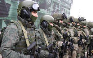 Военным начали выдавать электронные «досье»