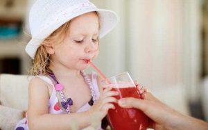Напитки для ребенка