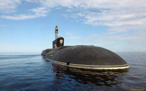 В Северодвинске спущен на воду четвертый подводный ракетоносец «Борей» «Князь Владимир»