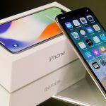 В России упали цены на iPhone X