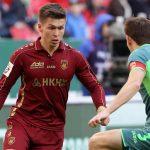 «Локомотив» хочет забрать из «Рубина» своего воспитанника