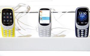 Выпущена новая версия телефона Nokia 3310 с поддержкой Wi-Fi и 4G