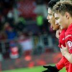 Футболист «Спартака» может отправиться в Швейцарию