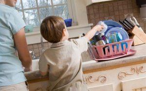 Воспитание трудолюбия у дошкольников
