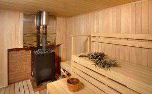 Душ в бане. Методы подогрева воды