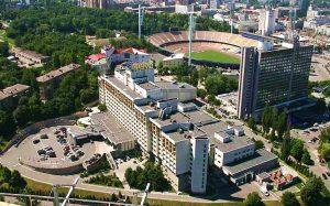 Президент отель — один из лучших отелей Киева.