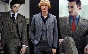 Как выбирать деловой мужской костюм