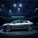 Jaguar Land Rover представила полноприводный электромобиль I-Pace