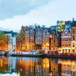 Амстердам в марте? Почему нет!