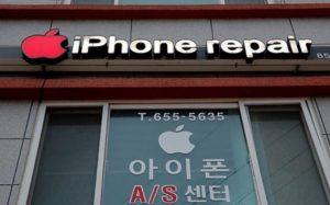 Новая iOS погубила отремонтированные айфоны