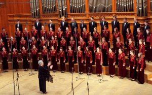 Московский детский хор «Веснянка» завоевал первое место на конкурсе в Швейцарии