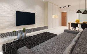 Натуральный камень в помещении — современное искусство дизайна