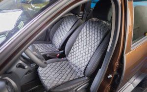 Недорогая накидка на сиденье автомобиля от компании auto-komplekt.com.ua