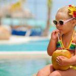 Стали известны города и курорты, куда россияне поедут на отдых с детьми