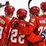 Россия - Канада: онлайн-трансляция четвертьфинала ЧМ-2018 по хоккею