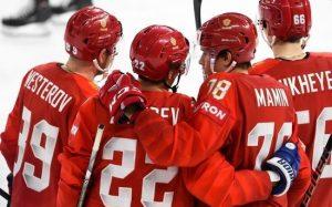 Россия — Канада: онлайн-трансляция четвертьфинала ЧМ-2018 по хоккею